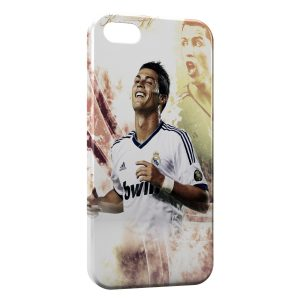 Coque iPhone 5/5S/SE Cristiano Ronaldo Football 46