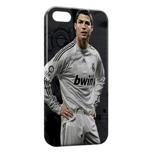 Coque iPhone 5/5S/SE Cristiano Ronaldo Football 49