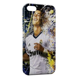 Coque iPhone 5/5S/SE Cristiano Ronaldo Football 54