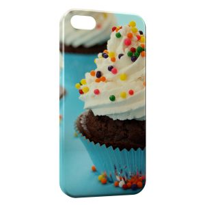 Coque iPhone 5/5S/SE CupCake