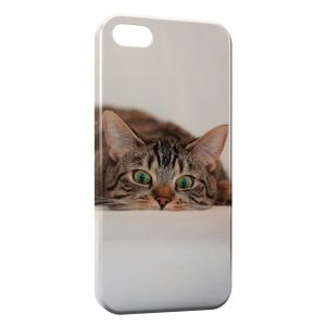Coque iPhone 5/5S/SE Cute Cat
