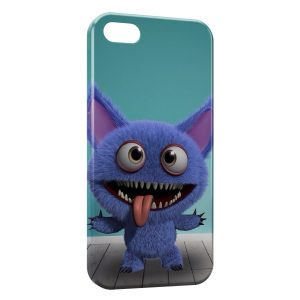 Coque iPhone 5/5S/SE Cute Monstre