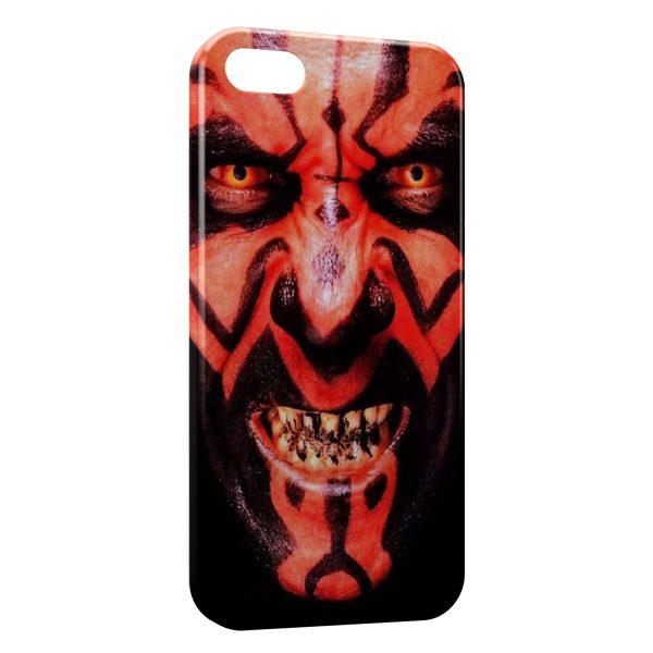 Coque iPhone 5/5S/SE Dark Maul Star Wars