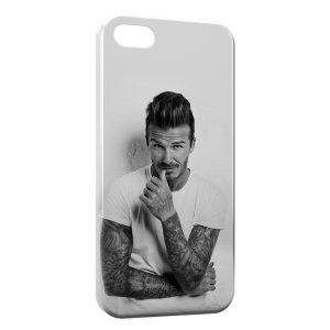 Coque iPhone 5/5S/SE David Beckham 3