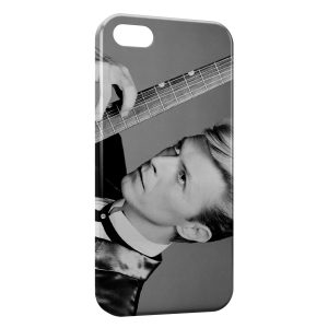 Coque iPhone 5/5S/SE David Bowie 2