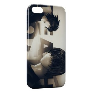 Coque iPhone 5/5S/SE Death Note 5