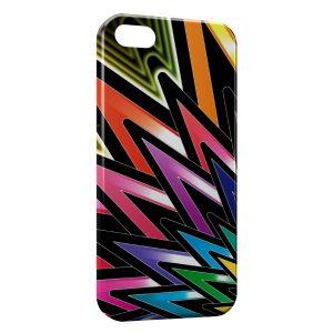 Coque iPhone 5/5S/SE Design Stars Etoiles