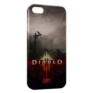 Coque iPhone 5/5S/SE Diablo 3
