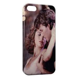 Coque iPhone 5/5S/SE Dirty Dancing Bébé et Johnny