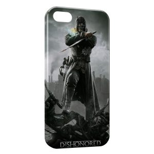 Coque iPhone 5/5S/SE Dishonored