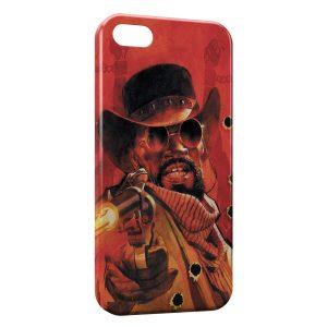 Coque iPhone 5/5S/SE Django Unchained