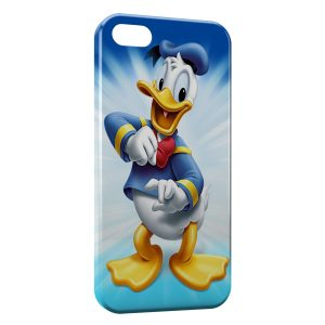 Coque iPhone 5/5S/SE Donald Duck Dessins animés