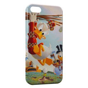 Coque iPhone 5/5S/SE Donald Duck au Golf