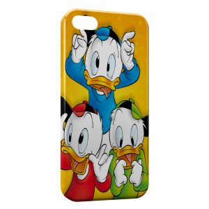 Coque iPhone 5/5S/SE Donald Enfants Neveux