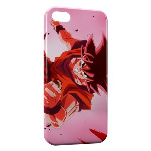 Coque iPhone 5/5S/SE Dragon Ball Z 4
