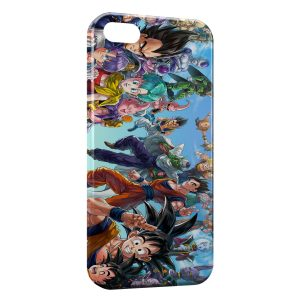 Coque iPhone 5/5S/SE Dragon Ball Z Fashion Group