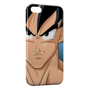 Coque iPhone 5/5S/SE Dragon Ball Z Goku