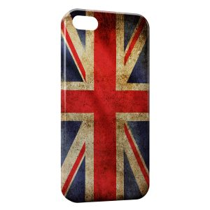 Coque iPhone 5/5S/SE Drapeau USA Etats-Unis