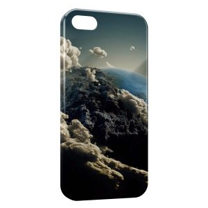 Coque iPhone 5/5S/SE Earth Apocalypse