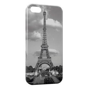 Coque iPhone 5/5S/SE Eiffel Tower Tour Eiffel