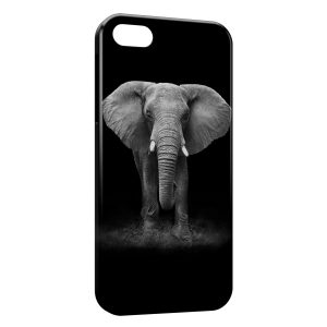 Coque iPhone 5/5S/SE Elephant 2