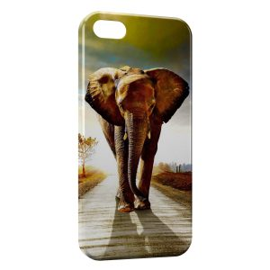 Coque iPhone 5/5S/SE Elephant