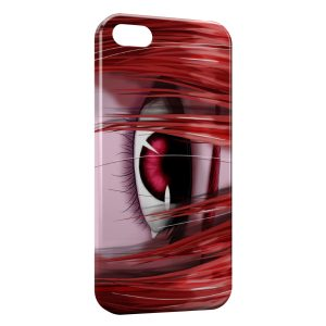 Coque iPhone 5/5S/SE Elfen Lied 3