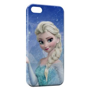 Coque iPhone 5/5S/SE Elsa Frozen Queen
