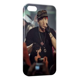 Coque iPhone 5/5S/SE Eminem Concert
