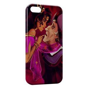 Coque iPhone 5/5S/SE Esmeralda Frollo Le Bossu de Notre Dame