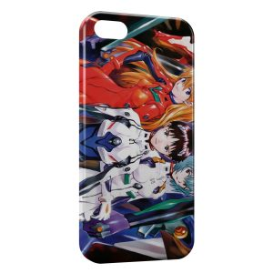 Coque iPhone 5/5S/SE Evangelion