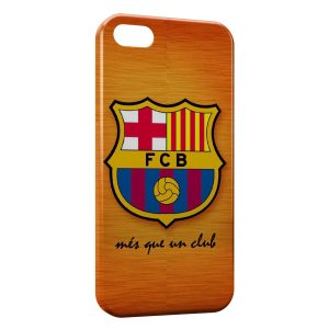 Coque iPhone 5/5S/SE FC Barcelone 4