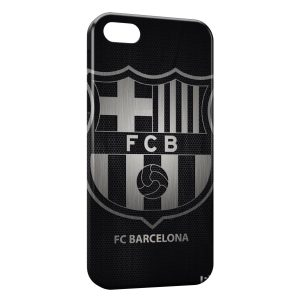 Coque iPhone 5/5S/SE FC Barcelone 5