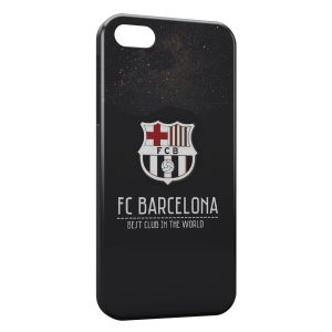 Coque iPhone 5/5S/SE FC Barcelone 6