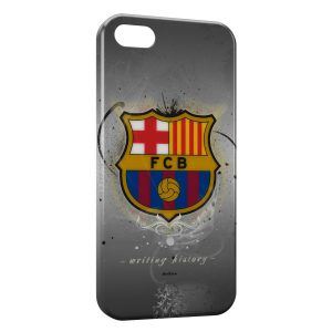 Coque iPhone 5/5S/SE FC Barcelone FCB Football 15