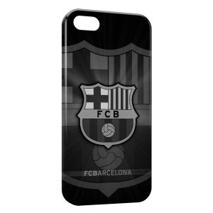 Coque iPhone 5/5S/SE FC Barcelone FCB Football 19