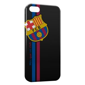 Coque iPhone 5/5S/SE FC Barcelone FCB Football 22