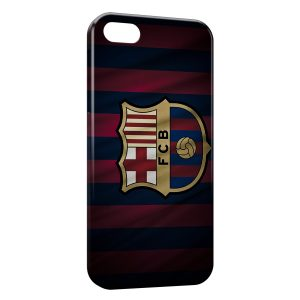 Coque iPhone 5/5S/SE FC Barcelone FCB Football 40