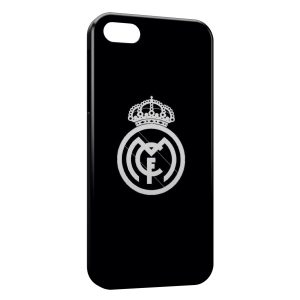 Coque iPhone 5/5S/SE FC Barcelone Football