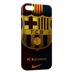 Coque iPhone 5/5S/SE FC Barcelone Football Club