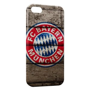 Coque iPhone 5/5S/SE FC Bayern Munich Football Club 14