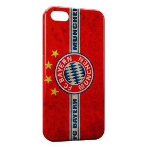 Coque iPhone 5/5S/SE FC Bayern Munich Football Club 15
