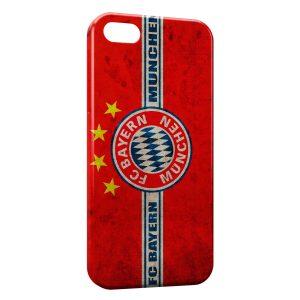 Coque iPhone 5/5S/SE FC Bayern Munich Football Club 15