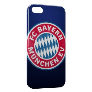 Coque iPhone 5/5S/SE FC Bayern Munich Football Club 18
