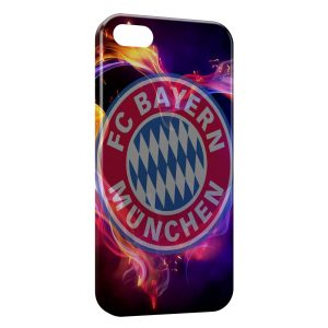 Coque iPhone 5/5S/SE FC Bayern Munich Football Club 23