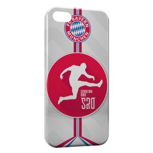 Coque iPhone 5/5S/SE FC Bayern Munich Football Club 24