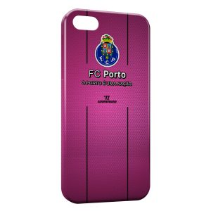 Coque iPhone 5/5S/SE FC Porto Logo Design 3
