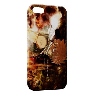 Coque iPhone 5/5S/SE Fairy Tail 4