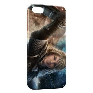 Coque iPhone 5/5S/SE Fantasy Girl
