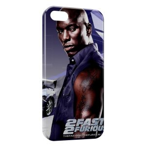 Coque iPhone 5/5S/SE Fast & Furious Personnage